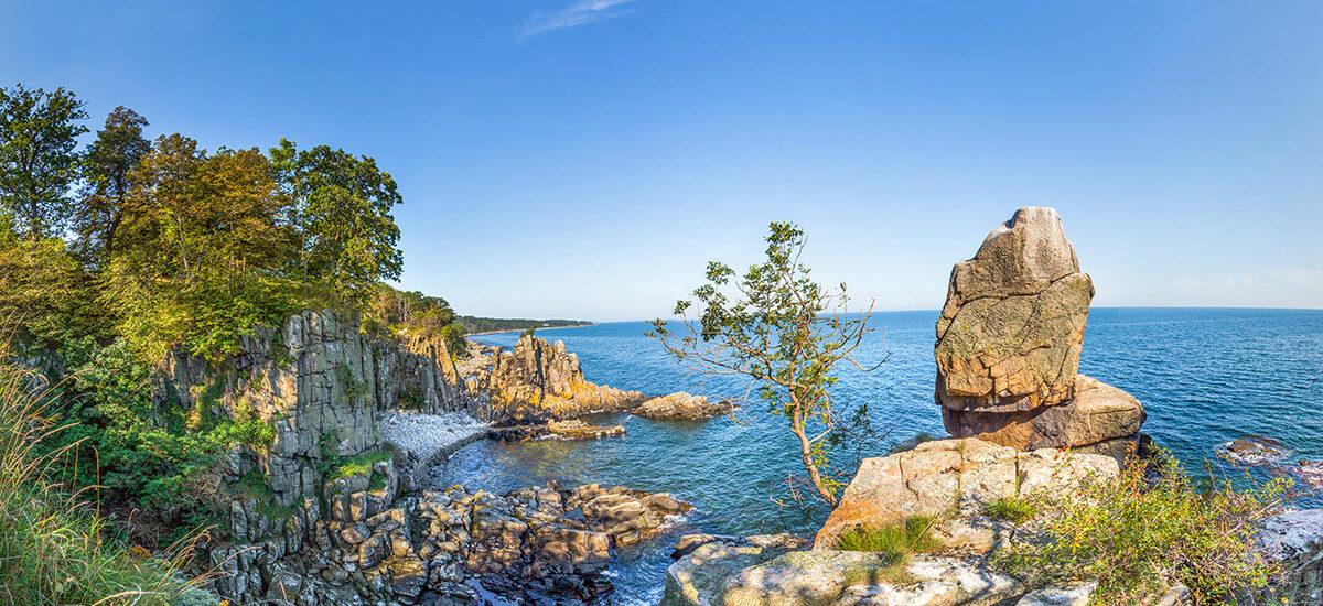 Miniferie på Bornholm