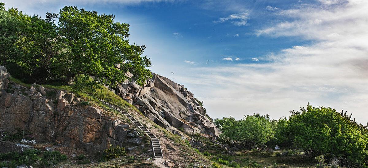 stenhuggerstien - vandreferie på Bornholm