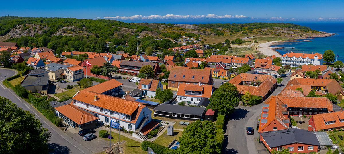 Danhostel Sandvig - Overnatning på Bornholm
