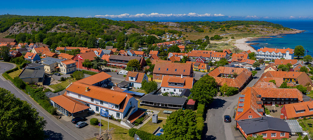 Overnatning Bornholm