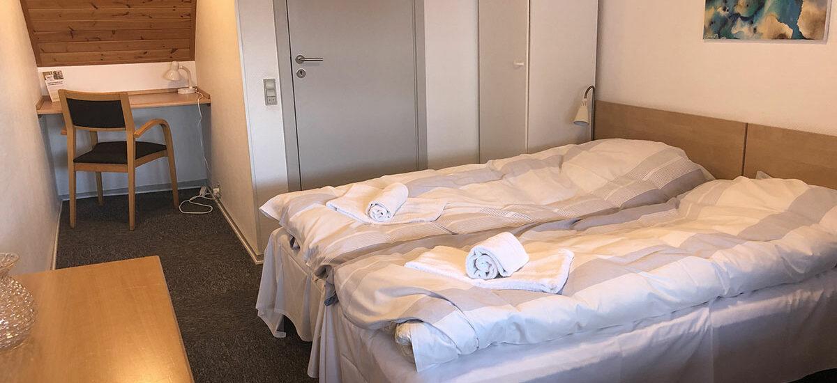 Faciliteter værelse 28